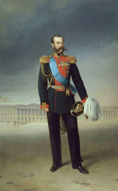 Александр II, Егор Иванович Ботман