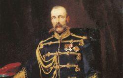 Портрет Александра II, Константин Егорович Маковский, миниатюра к картине