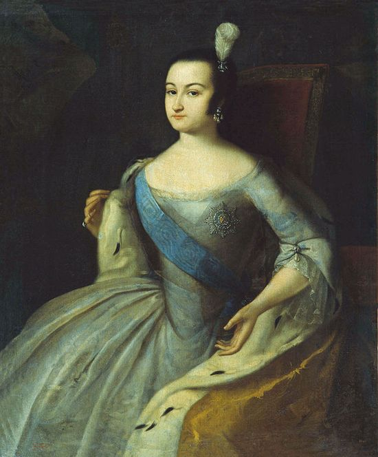 Правительница Анна Леопольдовна, Луи Каравак