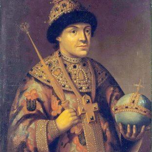 Федор III Алексеевич, автор неизвестен