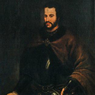 Портрет царя Ивана V, Михаил Иванович Чоглоков