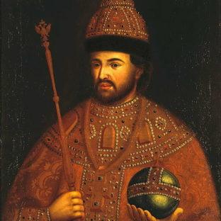 Иван (Иоанн) V, автор неизвестен