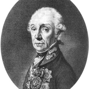 Александр Васильевич Суворов, Иоганн Липс