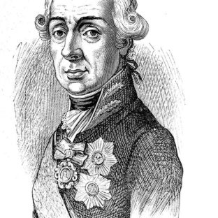 Александр Суворов, Анри Руссо