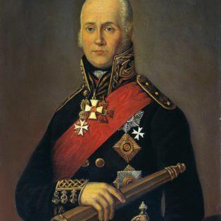 Адмирал Ушаков, Петр Бажанов