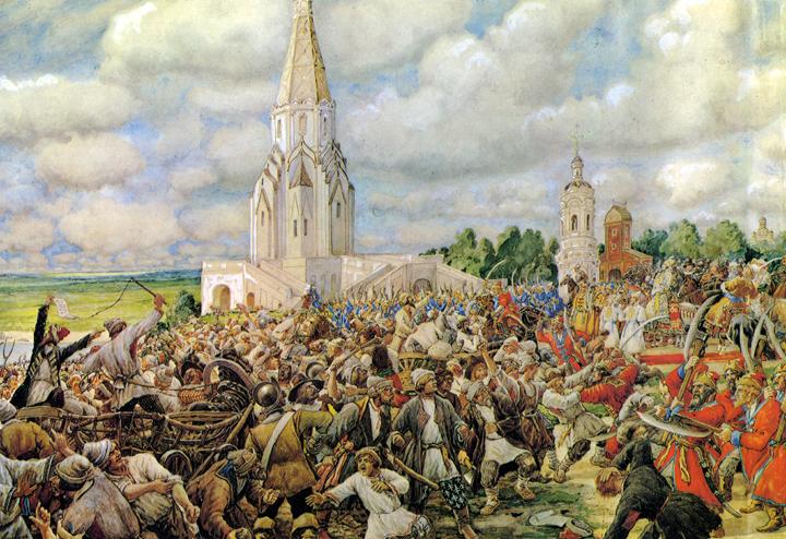 Медный бунт, Эрнест Лисснер