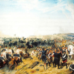 Битва у Цорндорфа, Емил Гунтен