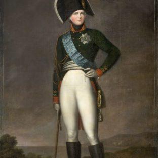 Александр I, Герхардт фон Кюгельген