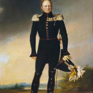 Александр I, Джордж Доу