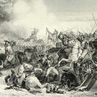 Февраль 1807 года, Эйлау, Адольф Тьер, Огюст-Анри Дюмериль, Дювотене Тюно
