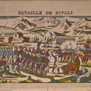 Битва при Риволи, Жан-Шарль Пеллерен
