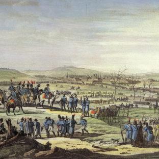 Французская кампания, Свебах Жак-Франсуа-Жозеф