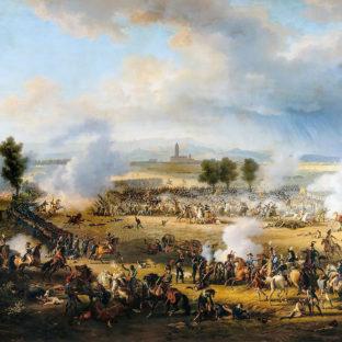 Битва при Маренго, Луи-Франсуа Лежен