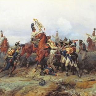 Подвиг Конного полка в сражении при Аустерлице в 1805 году, Богдан Павлович Виллевальде