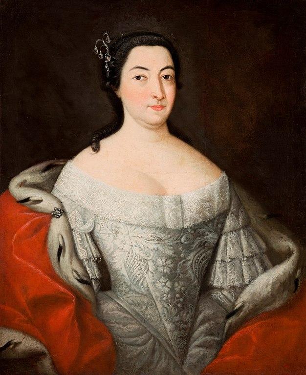 Екатерина Иоанновна, герцогиня Мекленбург-Шверинская, автор неизвестен